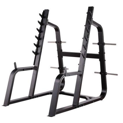 Used Squat Rack >> Squat Rack Fitness Machine Squat Rack D32 D Line Pin Loaded Fitness